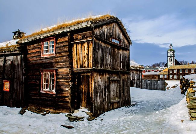 Røros Norway City Collection Landscape_Collection Eye4photography  Eye4enchanting EyeEm Best Shots - Landscape EyeEm Masterclass Cityscapes Architecture