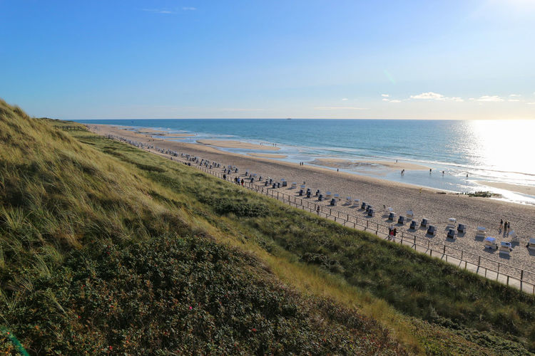 Sylt, Germany Weststrand Beach Beauty In Nature Nordsee Outdoors Sylt Water Westerland