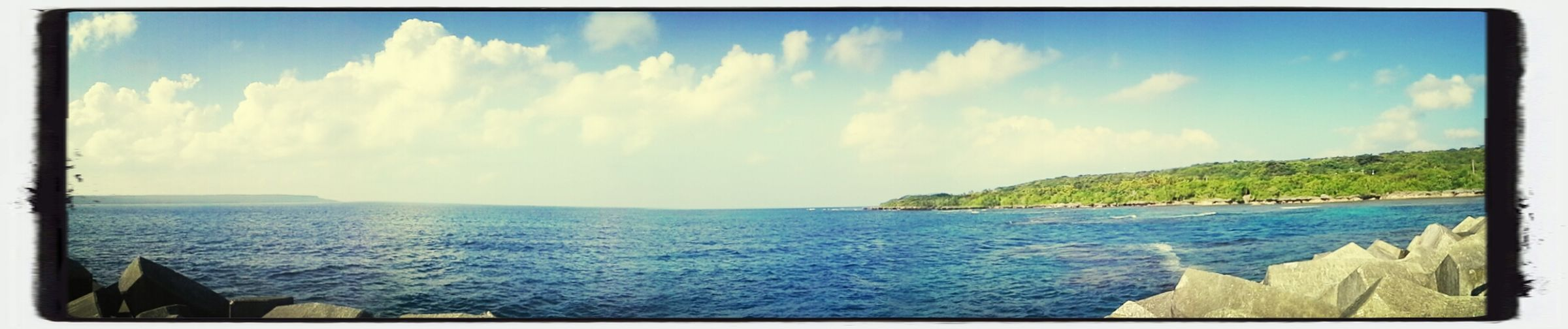 Lifou 2014 Sea View New Caledonia