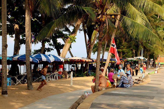 Good Morning Beautiful People Morning Beach Beach Sidewalks
