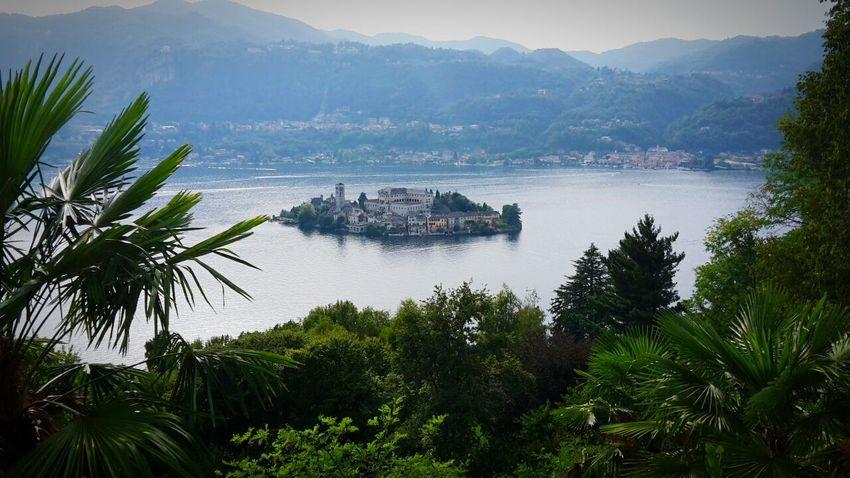 Italia Island Lake Lago Maggiore Laggomaggiore Lago Maggiore, Italy