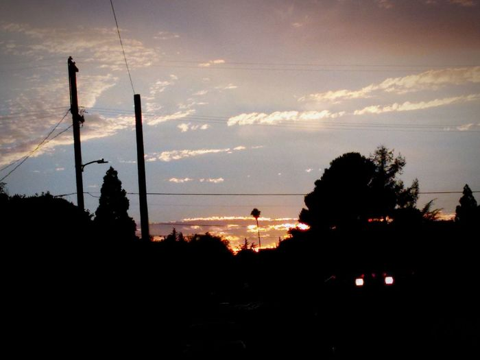 Clouds At Sunset In Vallejo, California Calisky Vallejo Sunsets Clouds My Cali Norcal