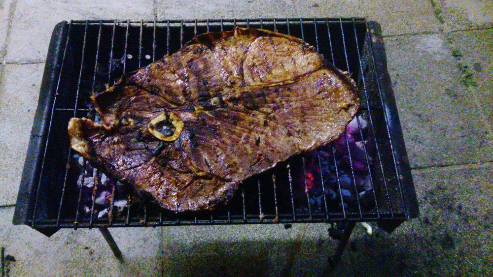 Hollywood steak Braai