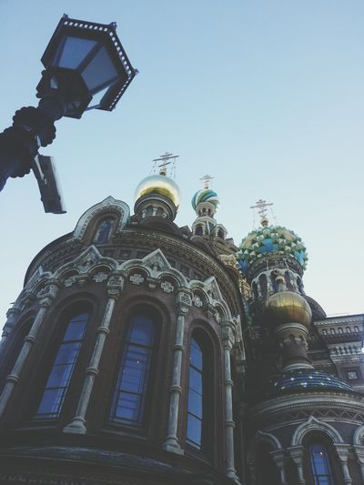 Sky Russia, St.Petersburg Discover Your City The Architect - 2015 EyeEm Awards EyeEmRussianTeam