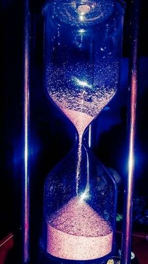 Hourglass Sands Of Time ⌛ Indoors Timer Close-up No People