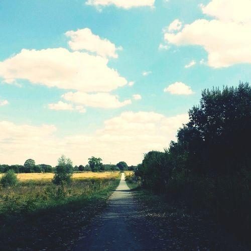 Walking Around Relaxing