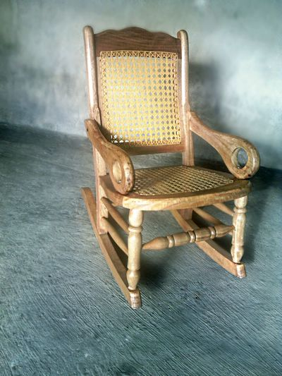 RePicture Growth Child Chair Sister's Chair Vintage Enjoy