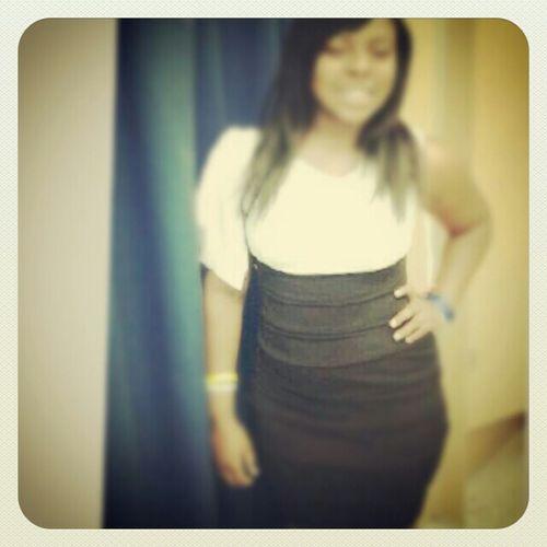 My Dress.....