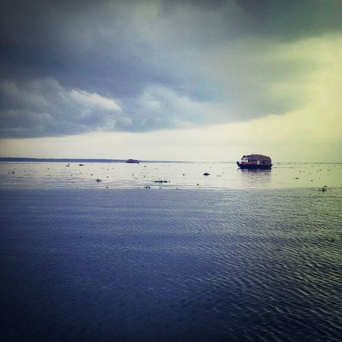 Sky House Boat Alapphuza Kerala First Eyeem Photo