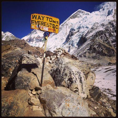 On the way to Everest Base Camp DeLeonStrong Optoutside