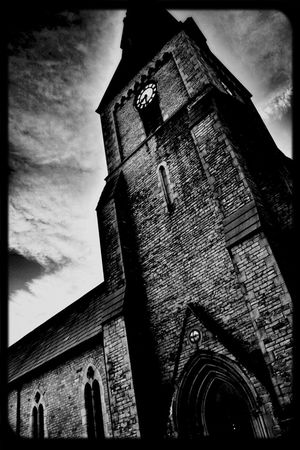 Blackandwhite Church Bw_collection NEM Black&white