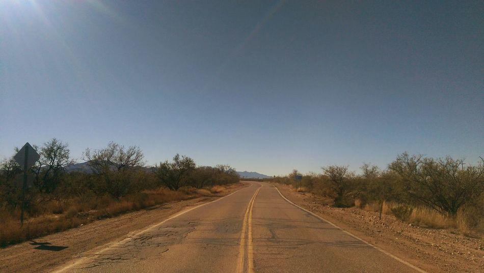 On The Road Travel Photography The Wild West Arizona Desert