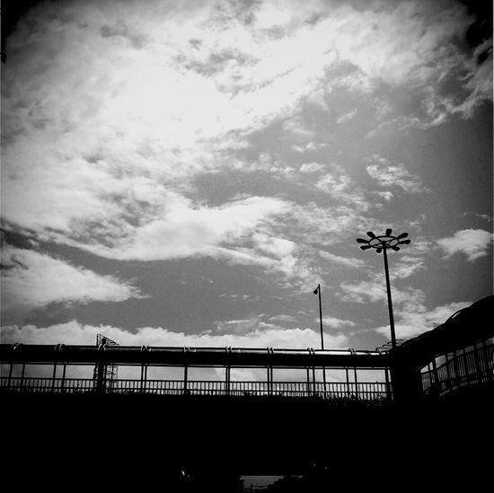 Sky And City