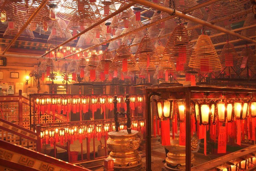 Man Mo Temple A6300 Sony TaoistTemple Explore Travel HongKong Temple Man Mo Temple