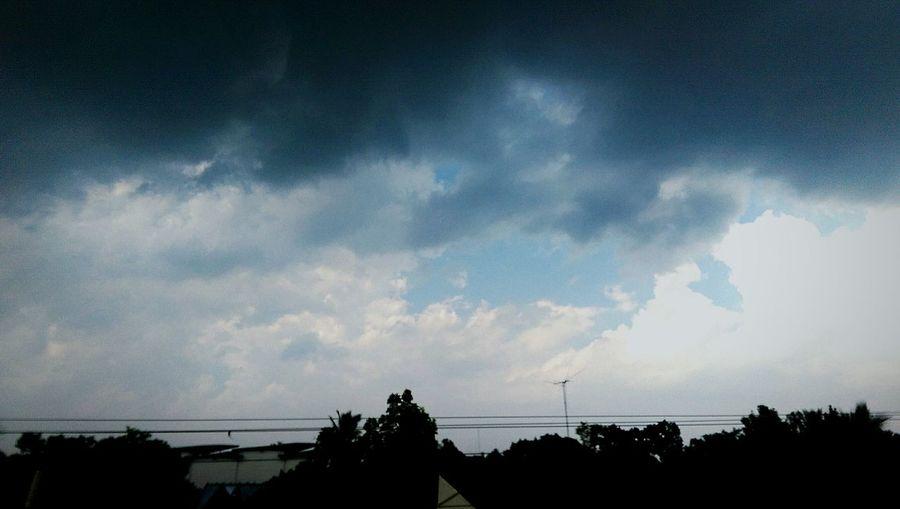 Bad Weather at Oroquieta City..