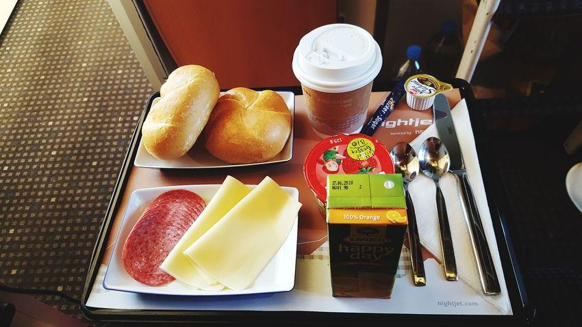 EyeEm Selects Food And Drink Ready-to-eat Sweet Food Healthy Eating Food Indoors  SLICE Plate Tray Train Train Food Breakfast Breakfast Time