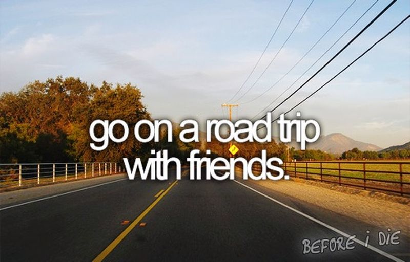 On My Bucket List