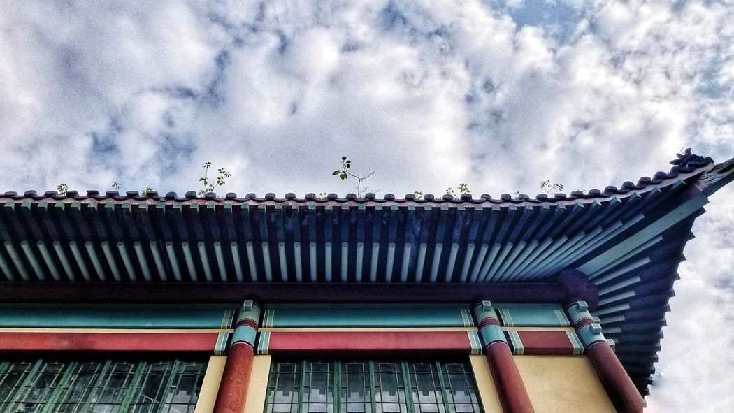 Sky Architecture Built Structure Nature Building Exterior Cloud - Sky Building Outdoors No People History Low Angle View Travel Destinations Vitality