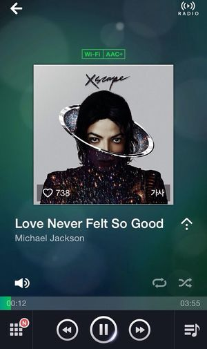 Micheal Jackson Love Never Felt So Good 왜 이곡이 미발표였지?? 앨범전곡이 다 조타~ Check This Out