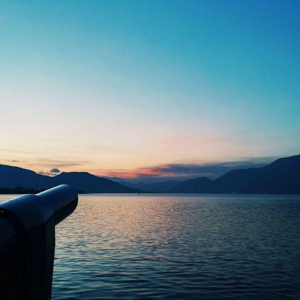 Italy Lake Iseo Lago Iseo Lake Newphoto Newphotographer Nikon NikonD3400 Sunset Riflessi Colori Natura