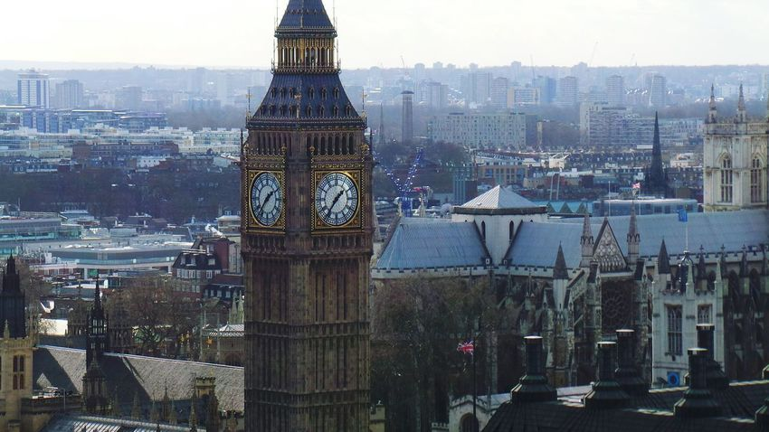 Architecture Tower Clock Tower Cityscape No People Travel Destinations Building Exterior Built Structure Urban Skyline City Sky Clock Politics And Government London Eye View London Eye🎡 Birdview London United Kingdom Travel Photography Urban Architecture EyeEm LOST IN London Summer Exploratorium