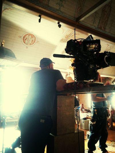 Alexa Plus Barton Pipes Film Camera Film Set