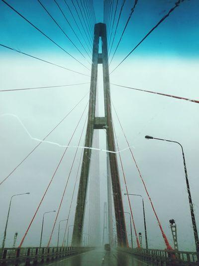 Vdk Vdk_live Vdkphoto Vladivostok Bridge Rainy Day