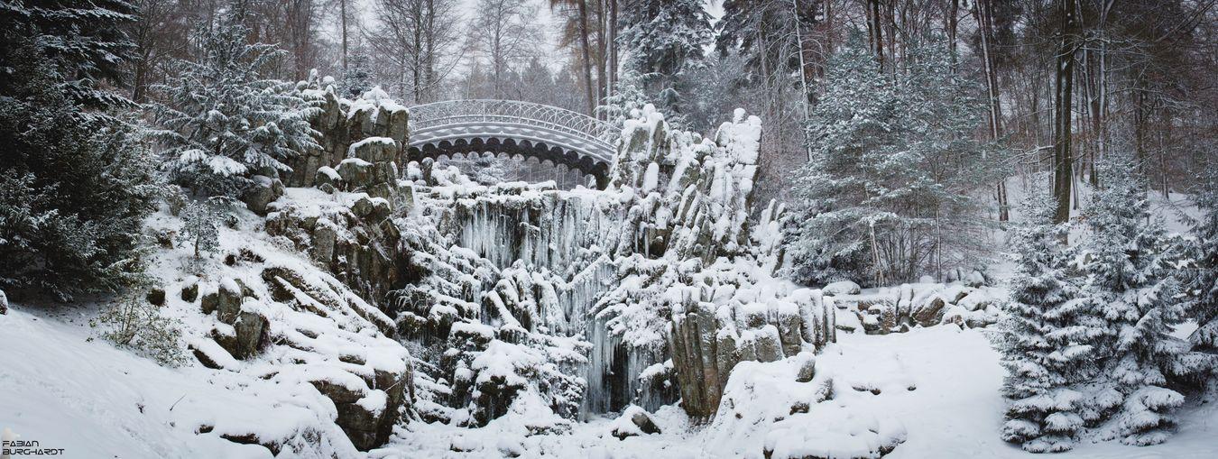 Frozen Cold Ice Winter Waterfall Stone Blackandwhite Hello World Taking Photos Kassel