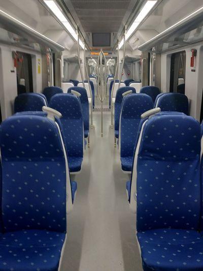 Airplane Subway