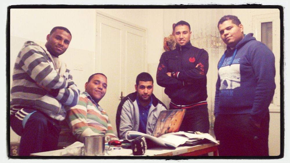 Sweetest Group Reinforced Concrete (TaHa - meFto - BoSbah -GHOST-OsAMa) TakeGroup Group That's Us