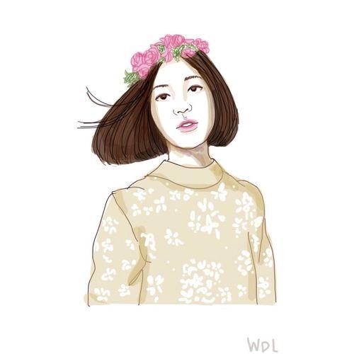 Kiko. Check This Out Illustration Drawing Digital Painting