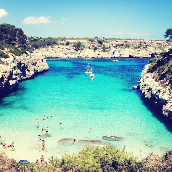 Summer Palmademallorca Calodesmoro Beach