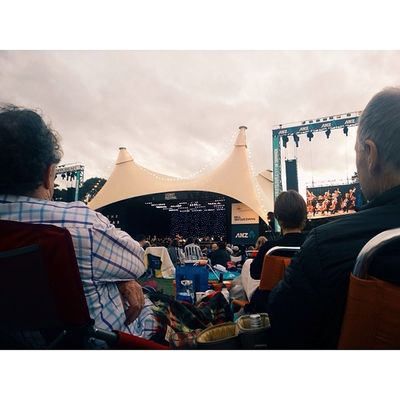 Symphony in the Domain, Sydney. SydFest Australiaday