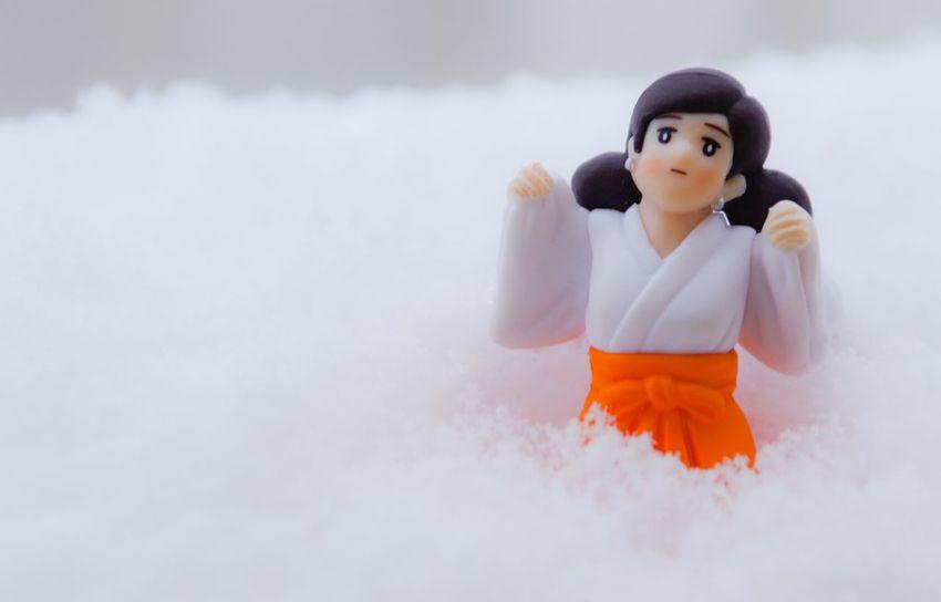 たーすけてー♪(´∀`*)ウフフ Hello World EyeEm Nature Lover Taking Photos Enjoying Life Snow ❄ Love Happy :) Fuchiko