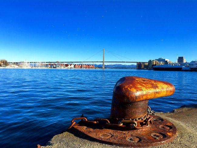 Norway Stavanger City Landscape Nature Ocean Bridge Coffee Time