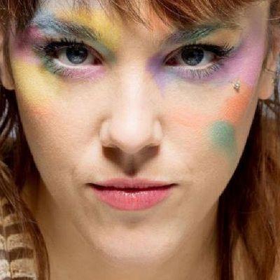 Art Artattack Instapic Makeup body painting zaz music