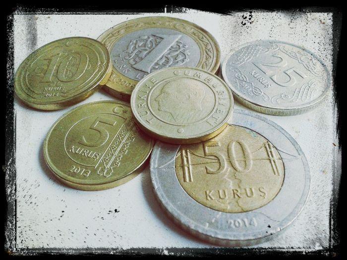 Turkish Money Lyra TL