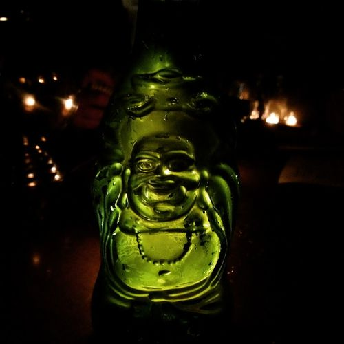 Buddha Bar Beer Bottle