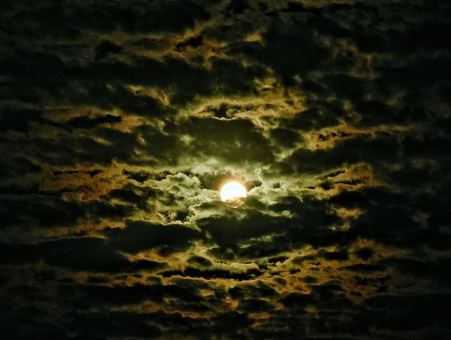 Play with moon Low Angle View Night Sky Space Exploration Nature No People Outdoors Astronomy Beauty In Nature Space Scenics Galaxy Close-up Traditional Temple Nature Multi Colored EyeEm Selects India Looking At Camera