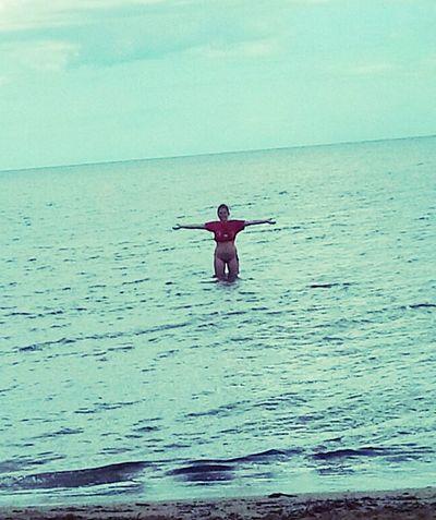 Sea And Sky Happyholidays