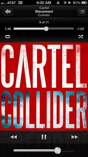 Rockin' Cartel's New Album, Collider