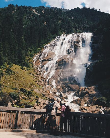 Grawa Waterfall Tirol  Stubaital Neustift Im Stubaital Neustift Throwback Summer Summertime Summer Vibes Summer Time