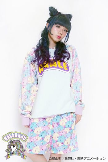 DrSlump Arale Galaxxxy Fashion KAWAII Outfit Japan Tokyo