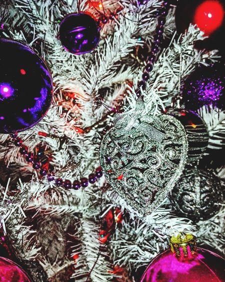 Colors Colours Christmas Tree Greece