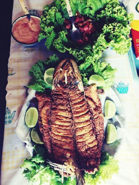 Fish Food Delicious Traíra