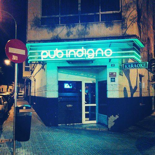 Noche Pubindigno Karaoke Palmademallorca igersspain igersmallorca
