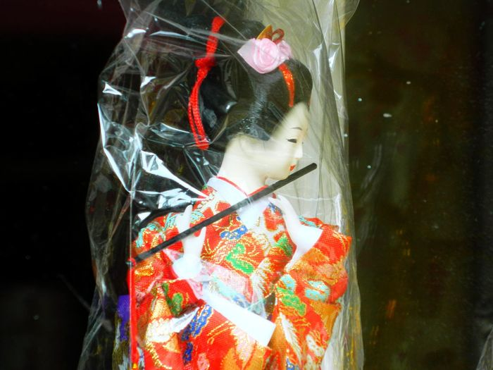 Close-up Doll Puppet Chinese Dragon Toy