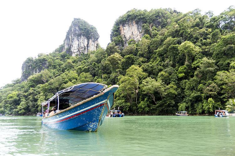 Nature beauty Water Nature Outdoors Beauty In Nature Langkawi Dayangbuntingisland Boat
