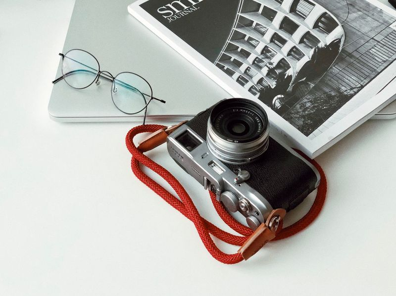 Still Life High Angle View Indoors  No People Technology Close-up Eyeglasses
