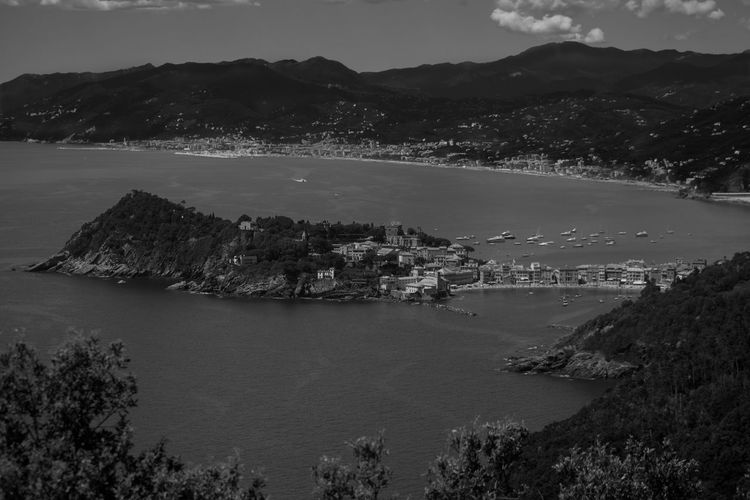 Sestri Levante Landscape Nature Beauty In Nature Outdoors